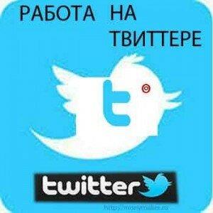 Обзор работы на твиттере.